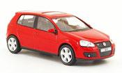 Volkswagen Golf V GTI red