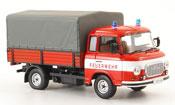 B 1000 Pritsche pompier PP LKW