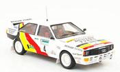 Audi Quattro A1 No.4 Dunlop Tyres Rally Schottland 1985