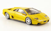 Lamborghini Diablo 6.0  yellow 2001 Look Smart