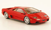 Lamborghini Diablo 6.0  rouge 2001 Look Smart