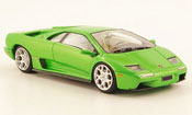 Lamborghini Diablo 6.0  green 2001 Look Smart