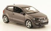 Volkswagen Polo 2009 gray