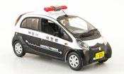 iMiev Japan Police police