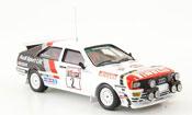 Audi Quattro Rally No.2 Sieger Rally Schottland 1982