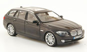 Bmw 550 miniature F11 Touring grise 2010