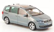 Volkswagen Sharan ii blu 2010