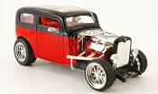 Ford Model A miniature custom rouge/noire 1931