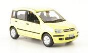 Fiat Panda   Nuova giallo 2003 Norev