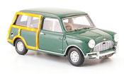 Austin Mini Van   Countryman verte 1969 Spark