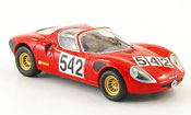 Alfa Romeo 33.2 1968 stradale no.542 p.laureati cappo carougeti