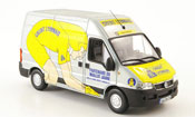 Miniature Tour de France Fiat Ducato Credit Lyonnais Tour de France