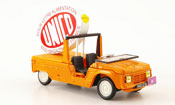 Citroen Mehari miniature unico tor de france 1972