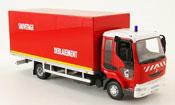 Renault Midlum miniature pompiers sauvetage deblaiment pompier