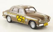 Alfa Romeo 1900 Ti no.256 carrera panamericana mexico 1954