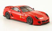 Ferrari 599 XX rosso rundenrekord nurburgring