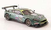 Aston Martin DBR9 no.59 24h le mans 2005