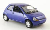 Ford Ka miniature bleu