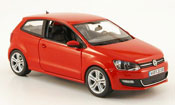 Volkswagen Polo 2009 rosso