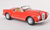 Lancia Aurelia miniature B24 Spyder rouge 1956