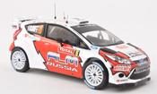 Fiesta WRC RS No.6 ALM Russia Rally Monte Carlo 2012 E.Novikov/grigio.Giraudet