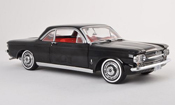 Chevrolet Corvair Coupe schwarz 1963
