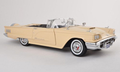Ford Thunderbird 1960 Convertible beige