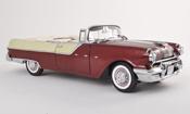 Pontiac Star Chief Convertible white/black-brun 1955