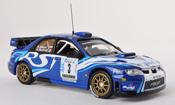 Subaru Impreza miniature WRC 07 No.3 First Motorsport  Ronde Gomitolo di Lana 2012 R.Kubica/G.Manfredi
