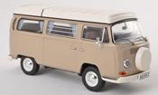 Volkswagen T2 A Camping (neues toit rabattable Ersatzrad) gris