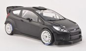 Ford Fiesta WRC RS nero Plain Body Version 2011