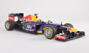 Red Bull F1 2013 RB9 No.2 Presentationsfahrzeug M.Webber