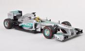 Mercedes F1 miniature 2013 W04 No.9 Petronas GP Australie N.Rosberg