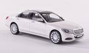Mercedes Classe S miniature (W222) blanche 2013