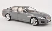 Jaguar XJ miniature gris RHD 2011