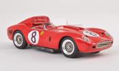Ferrari 250 TR 1960 No.8 Sebring Lovely/Nethercutt