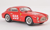 Miniature Mille Miglia Ferrari 212 1952 Export No.555 Mille Miglia Cornacchia/Tinarelli