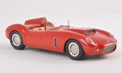 Alfa Romeo 1150 Conrero Sport rosso 1960