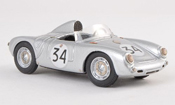 Miniature Porsche 550 1958  RS No.34 24h Le Mans