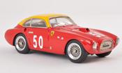 Ferrari 250 S 1953 No.50 Targa Florio R.Bonini