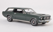 Ford Mustang 1965  Wagon black-vert Matrix