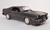 Ford Mustang 1978  II King Cobra black/gray Greenlight