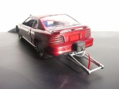 Ford Mustang 1994 svt drag the piouf delirium Jouef tuning