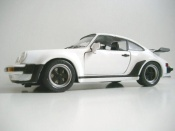 Porsche tuning 930 Turbo white