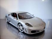Ferrari F430 gray
