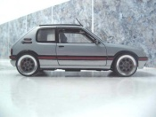 Peugeot 205 miniature GTI panoramique