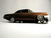 Chevrolet Bel Air 1962  62 ultime lowrider Maisto