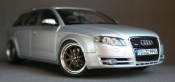 Audi A4 Avant gray wheels 18 inches gmp kinesis