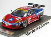 Ferrari F430 GT no.50 fia gt champions vilander muller 2007 motorola