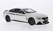 Bmw 435 F32 i M Performance bianco
